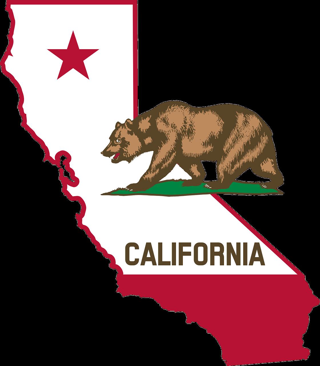BIP california hosting map