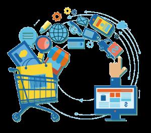 Large ecommerce websites