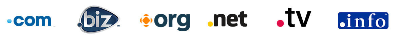 Domain Name registration from BIPmedia.com web Hosting company