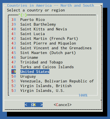 FreeBSD 10 country
