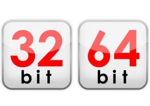 32 bit or 64 bit OS Linux  vps