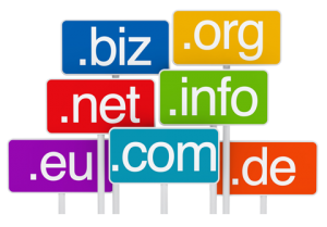 Register a domain name with BIP media