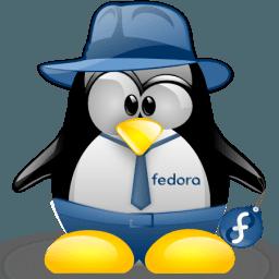 fedora penguin pdflatex pandoc